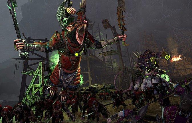 لعبة Total War Warhammer 2