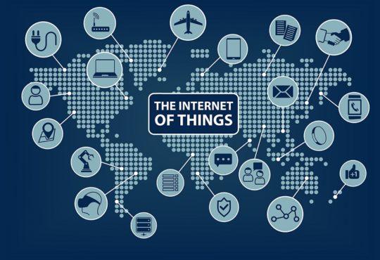 إنترنت الأشياء (IoT)