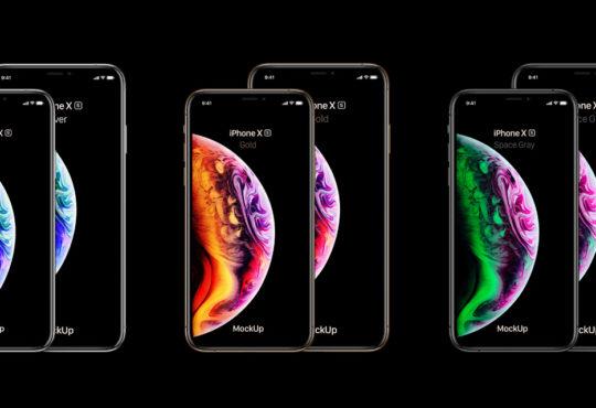 صورة تظهر هواتف ايفون الجديدة لعام 2018