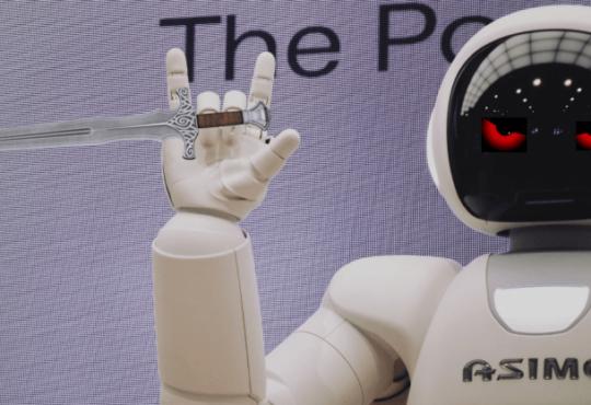 تسليح الذكاء الصنعي - الروبوتات القاتلة