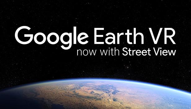 تطبيق Google Earth VR