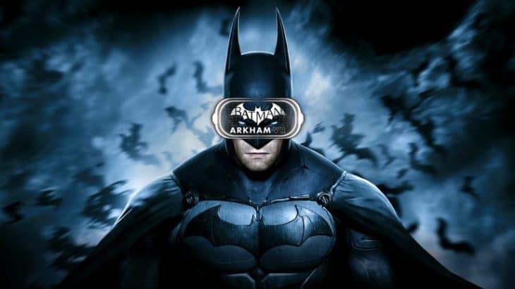 صورة غلاف لعبة Batman: Arkham VR