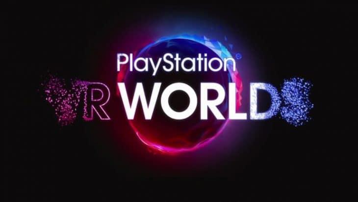 صورة غلاف ألعاب PlayStation VR Worlds