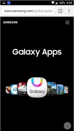 متجر التطبيقات Galaxy