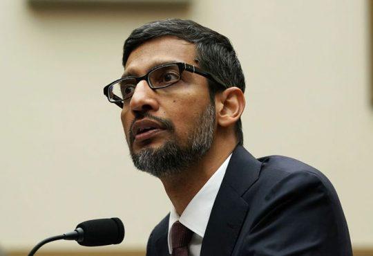 المدير التنفيذي لـ جوجل