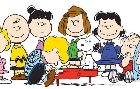 Apple و Snoopy