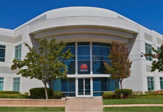 مقر أبحاث هواوي في الولايات المتحدة