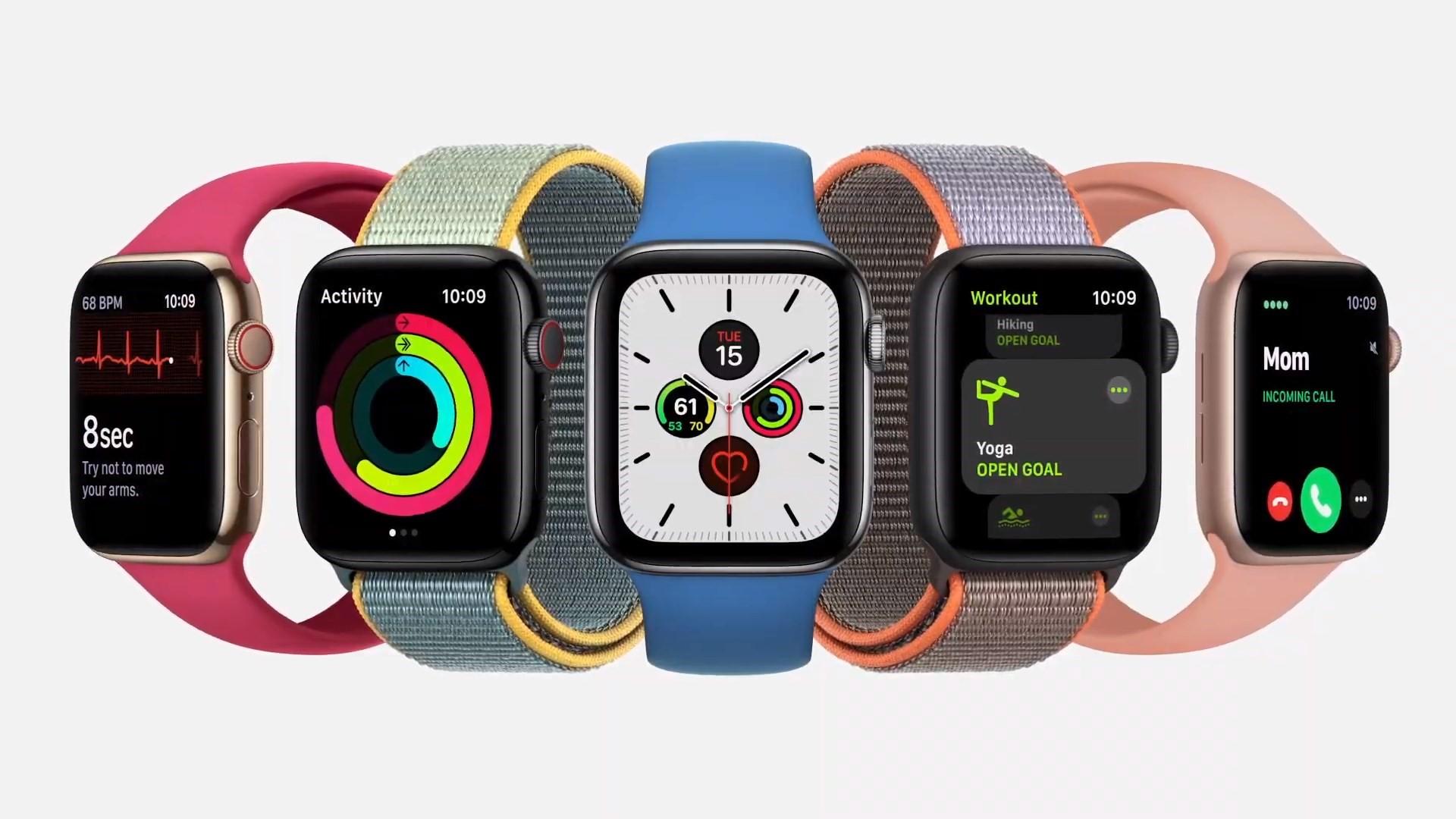 apple watch se .. مراجعة مواصفات وسعر - لوجن تيكس